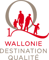 Wallonie Destination Qualité Label-Zertifizierung