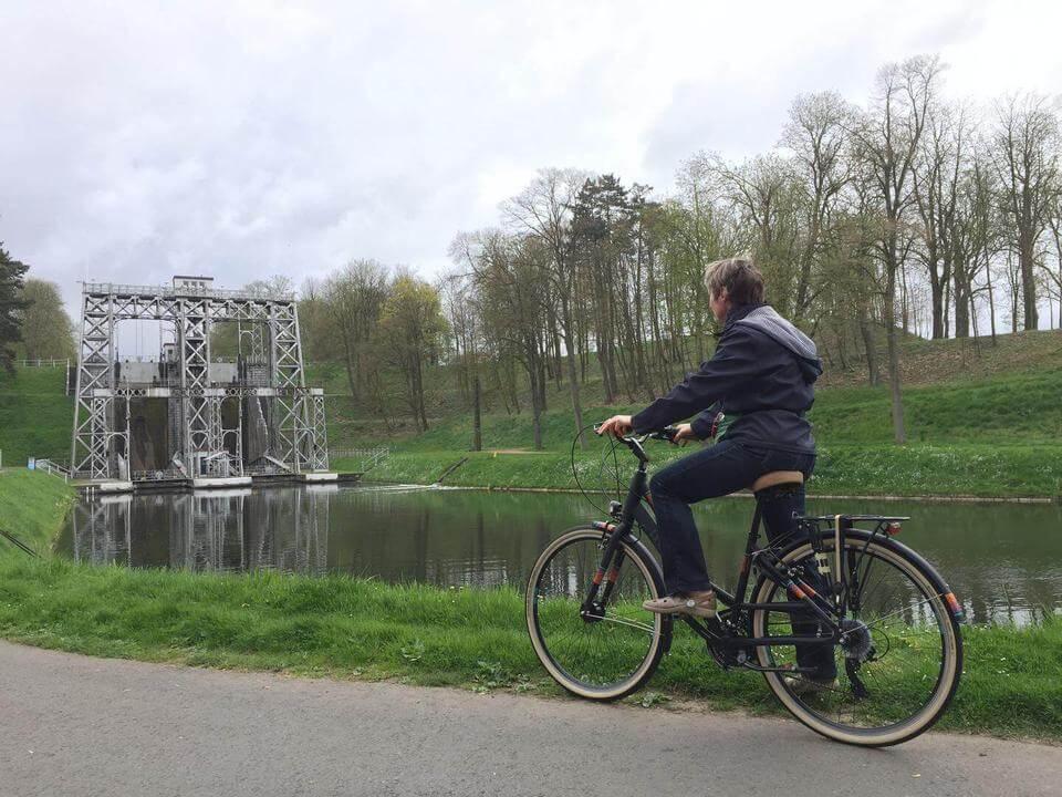 nouveaux vélos sur le cch