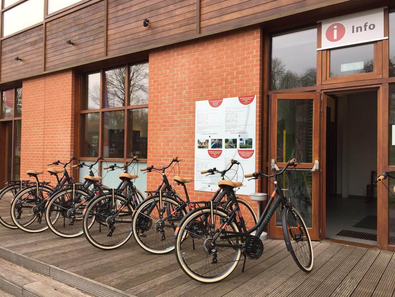 nouveaux vélos